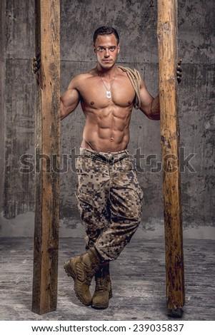Very grateful Sexy military girls nude