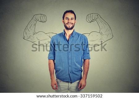 Strong man  Сток-фото ©