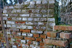 Structural damage to masonry due to washout of joints