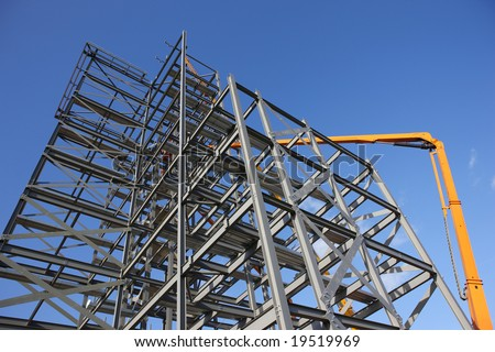 http://image.shutterstock.com/display_pic_with_logo/856/856,1225061065,1/stock-photo-structural-steel-framework-19519969.jpg