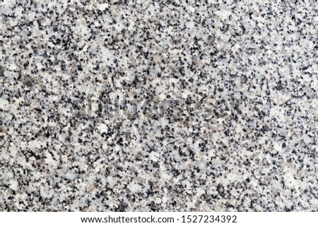 structure of old white stone with white dots or black stone with white dots, details
