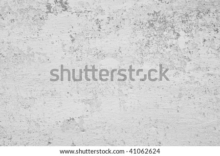 Stucco wall texture - stock photo