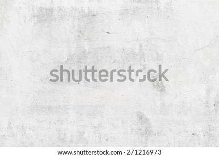 Stucco white wall background or texture - Shutterstock ID 271216973