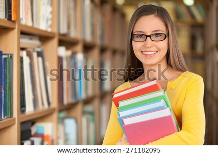 Student, College Student, Library.