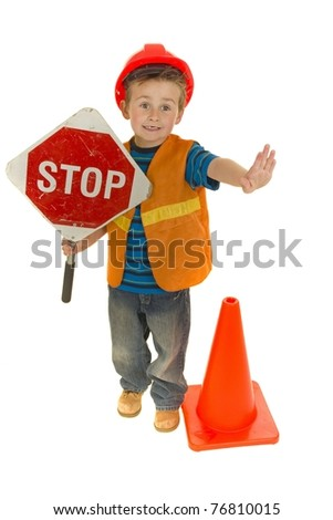 Student Crossing Guard