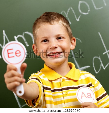 student in the class receives education