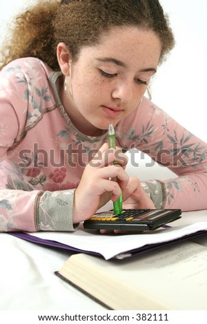 Getting students to do math homework