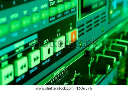 Studio Gear Closeup
