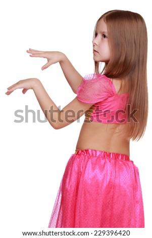 86d009572 Free photos Girl in a beautiful dress eastern Little arabic belly ...
