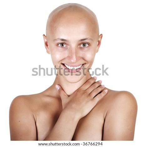 bald headed girls