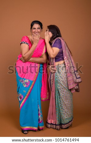 Mature indian ladies