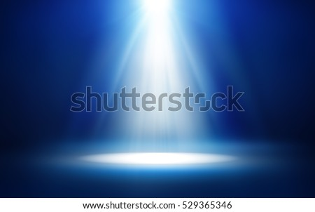 Studio Spotlight Background - Shutterstock ID 529365346