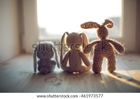 stuffed toys animals  bunny...