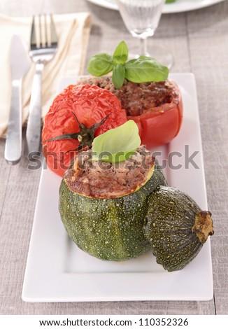 stuffed vegetable