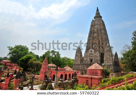 stupa : Landmarks of Buddhism in India