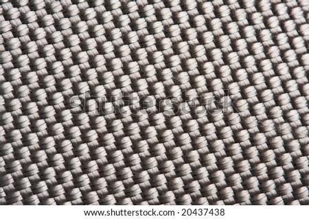 Sturdy Nylon Weave Macro Background Pattern