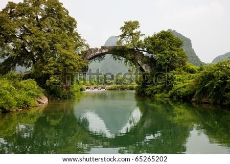 styled bridge