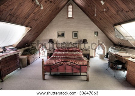 How to Convert an attic into an extra bedroom « Construction & Repair