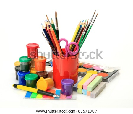 Subjects for children's creativity