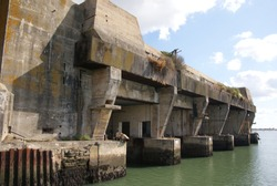Submarine base in Lorient