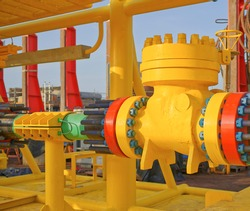 Subsea valve steering manual flanges automatic