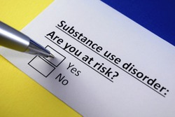 Substance use disorder: are you at risk?