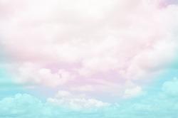 Subtle background Pastel of the sky