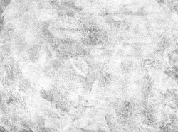 Subtle grain texture. Abstract black and white gritty grunge background. Dark paint spray and strokes on paper