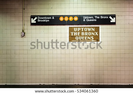 Shutterstock Subway Sign
