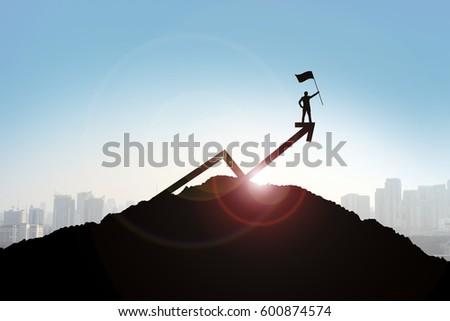 Shutterstock Success concept