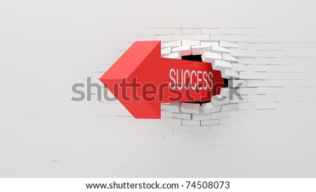 Success Concept Background