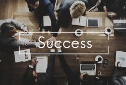 Success Goal Accomplishment Achievement Successful Concept