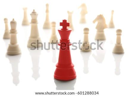 success  leadership  chess...