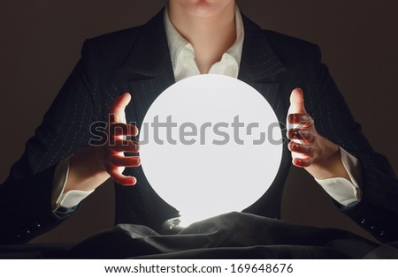 successful person, isolated on beige background #169648676