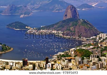 Sugar Loaf. Rio de Janeiro