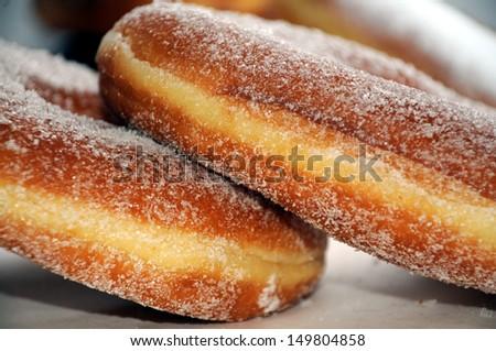 Sugar Ring Donuts
