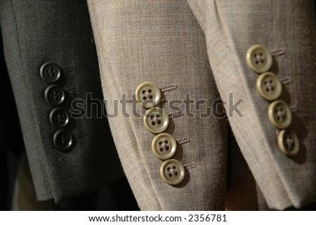 Suit Sleeves.