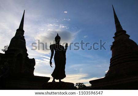sukhothai and thailand #1103596547