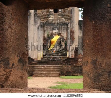 sukhothai and thailand #1103596553