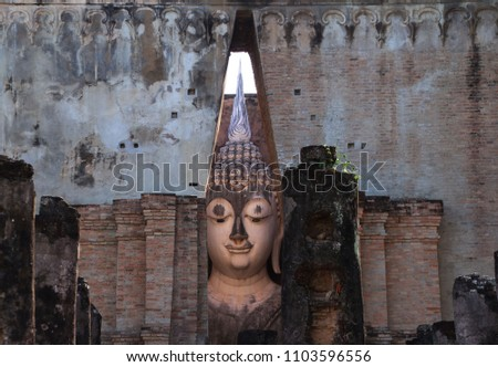 sukhothai and thailand #1103596556
