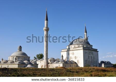 Sultan 2. Bayezid health center in Edirne Turkey
