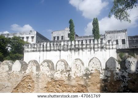Sultan Palace, Stone Town, Zanzibar, Tanzania