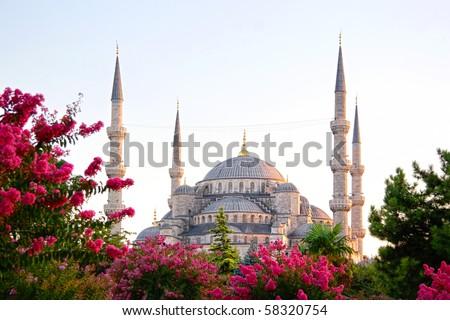 Sultanahmet, Blue Mosque