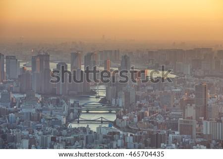 Sumida River 19 #465704435