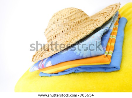 summer beach clothes