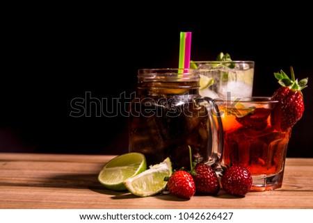 Summer Cocktails, Fresh