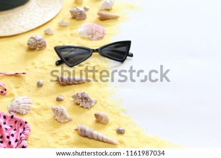 summer holiday decoration #1161987034