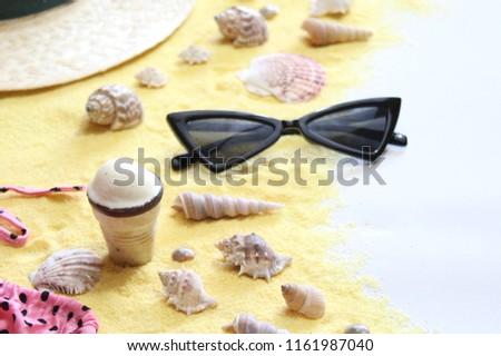 summer holiday decoration #1161987040
