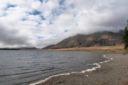 Summer in Ashburton New Zealand, Lake Clearwater area