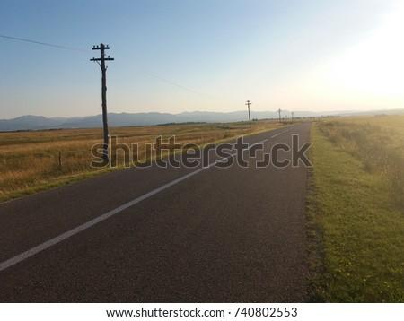 Summer road trip #740802553